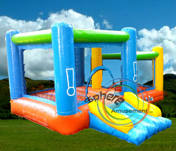 balls inflatable structure