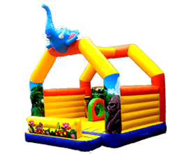 inflatable games for rent