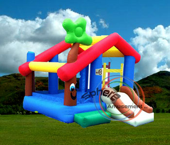 Mini Mickey inflatable structure / Mini Mickey structure gonflable
